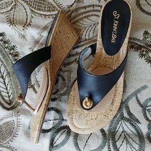 St.john's Bay sandals 8